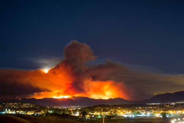 Send Us Your Wildfire Photos