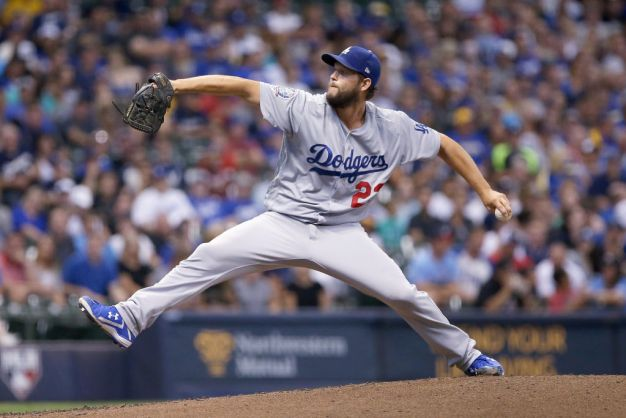 Brewers Rally in the 6th to Beat Kershaw, Dodgers