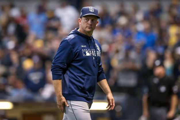 He's Out: San Diego Padres Fire Manager Andy Green