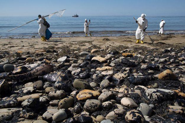 Was the Santa Barbara Oil Spill a Crime?
