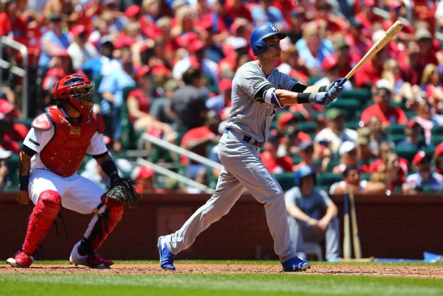 Dodgers Stay Hot With Win Over St. Louis