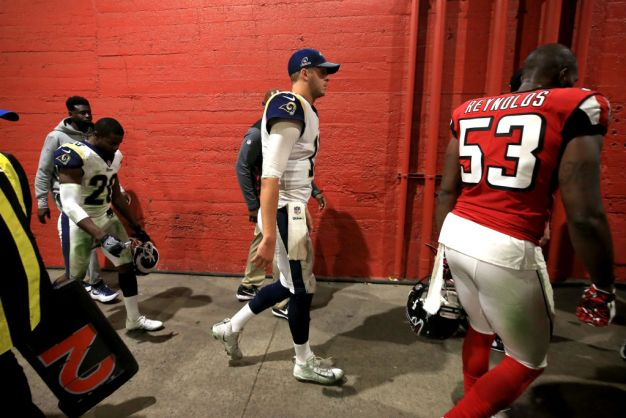 LA Rams Need to Learn From Their Playoff Loss