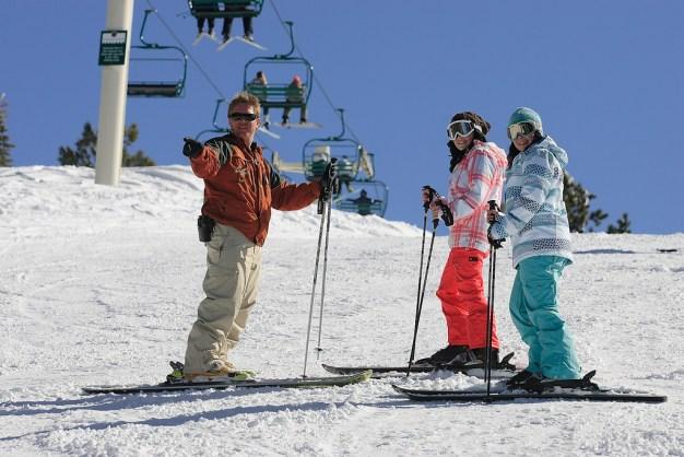 Take a Private Ski Lesson