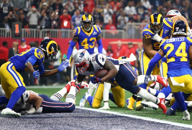 Total Super Bowl Viewership Down 4.7 Percent From 2018