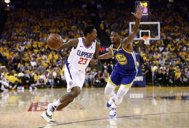 Clippers Shock Warriors and Keep Hope Alive in Game 5