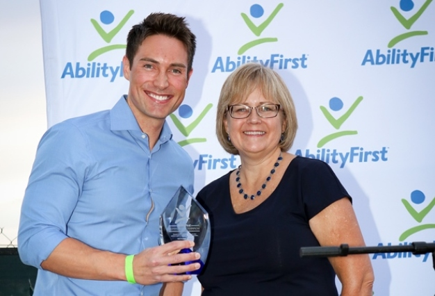 NBC4 Honored with Community Champion Award by AbilityFirst