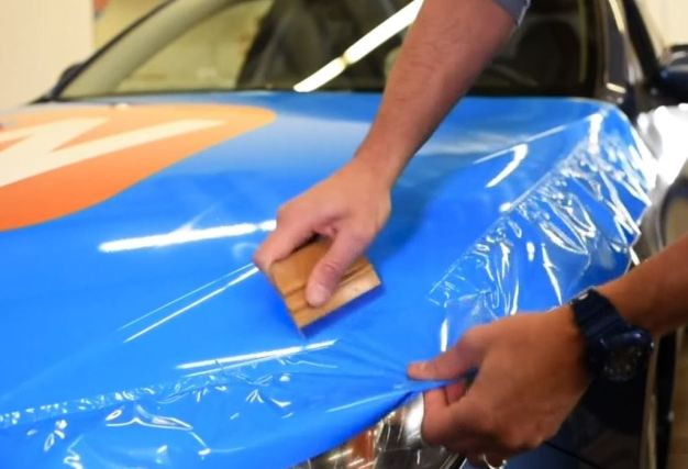 Car-Wrapping Could Earn Extra Cash, But Be Careful