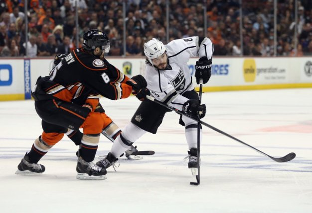 Ducks Beat Kings in Game 5