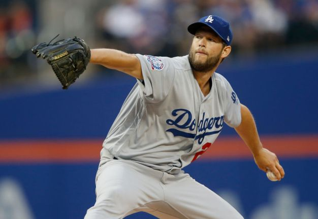 Kershaw and deGrom Struggle, Kemp's Slam Lifts Dodgers