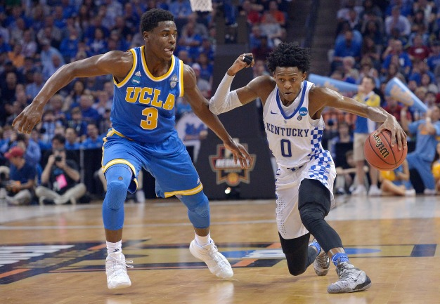 Kentucky Beats UCLA 86-75 in South Semifinal