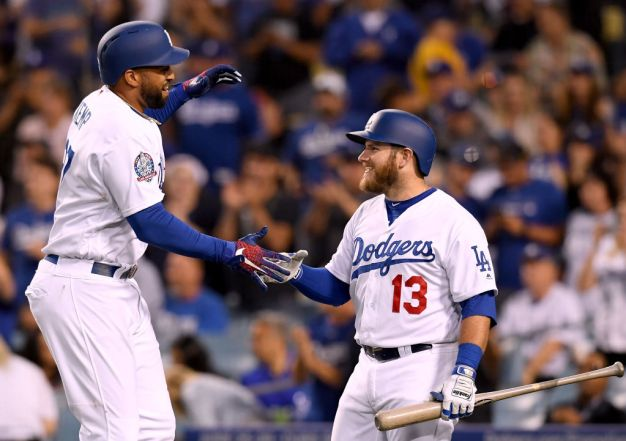 Dodgers Defeat Rival Giants on Star Wars Night