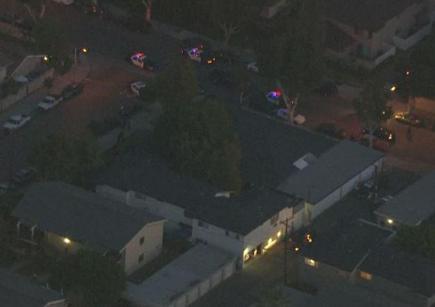Man Arrested After Fullerton Hostage Standoff