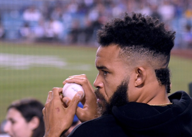 Celebrities in the Stands: Dodgers Edition