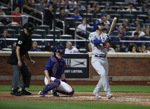 Bellinger's Slam Powers Dodgers Past Mets