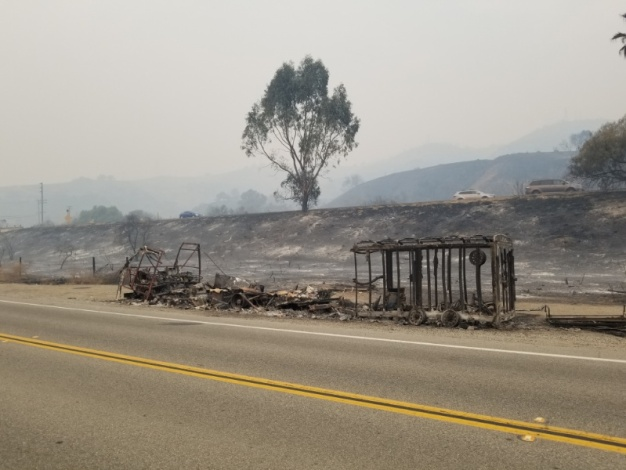 California Insurance Premiums May Rise Due to Wildfires
