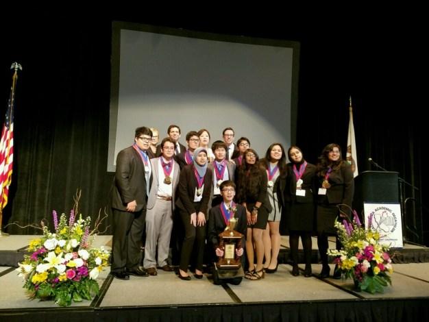Granada Hills Charter High School Wins US Academic Decathlon