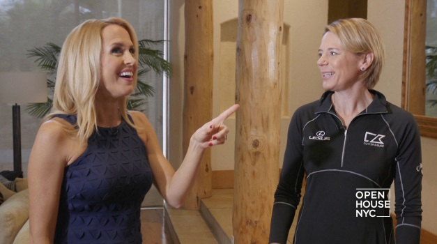 Inside Golf Legend Annika Sorenstam's Home