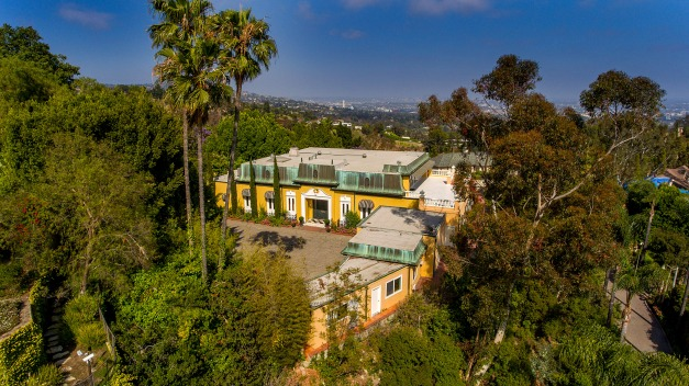 Zsa Zsa Gabor's Bel Air Mansion is Back on the Market