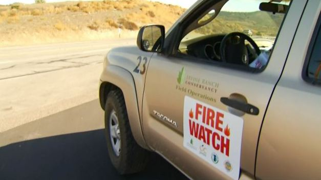 "Fire ""Strike Teams"" Prep for Brush Fires"