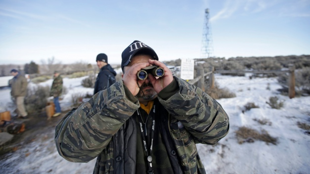 Oregon Occupiers: We're Turning Ourselves In
