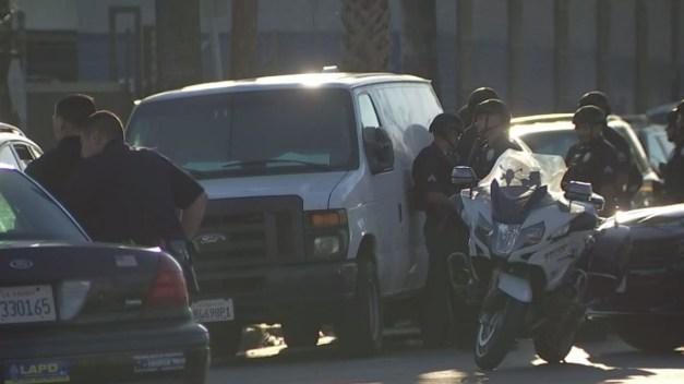 Woman Shot Dead on Sidewalk in South LA