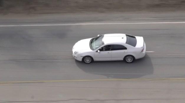 DUI Suspect Arrested After San Fernando Valley Pursuit