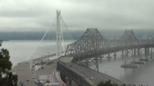 [BAY] Commuters Take Day 1 of Bay Bridge Closure in Stride