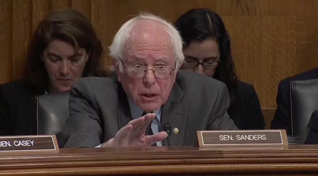 [NATL] Price, Sanders Argue Over Medicare and Social Security Cuts in HHS Hearing