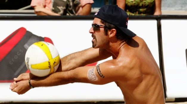 Todd Rogers and Phil Dalhausser, Volleyball Champions and SoCal Teammates