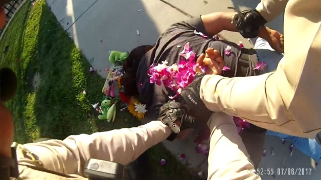 Flower Vendor Sues Sheriff's Department for Excessive Force