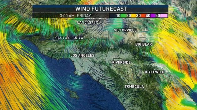Hold On, Another Punch of Powerful Fire-Fanning Wind Is on the Way