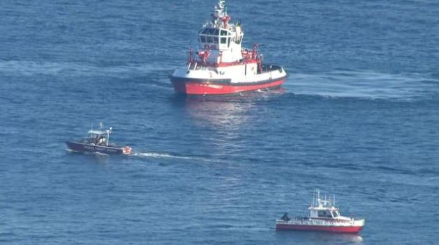 Coast Guard Calls Off Search After Three Vanish Following Mid-Air Collision
