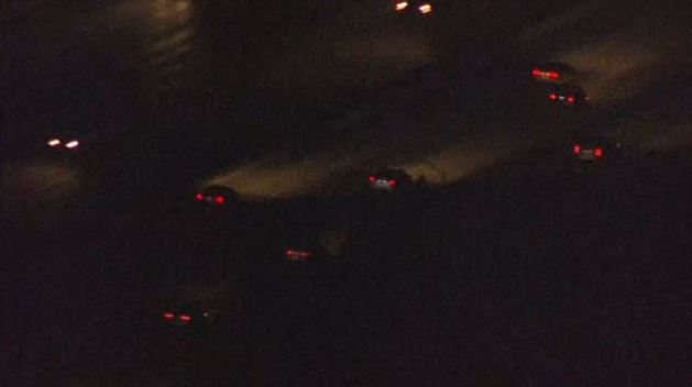 Authorities Cancel High-Speed Chase Along San Fernando Valley