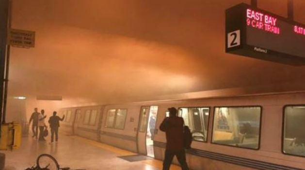 Riders Forced to Evacuate Civic Center BART Station in SF