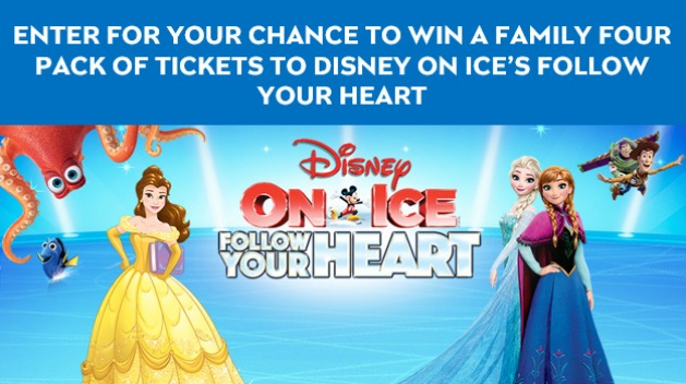 Follow Your Heart 2017 Sweepstakes