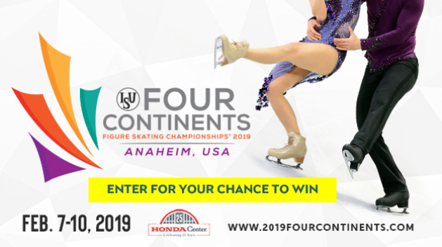 ISU 4 Continents Figure Skating Championship Sweepstakes