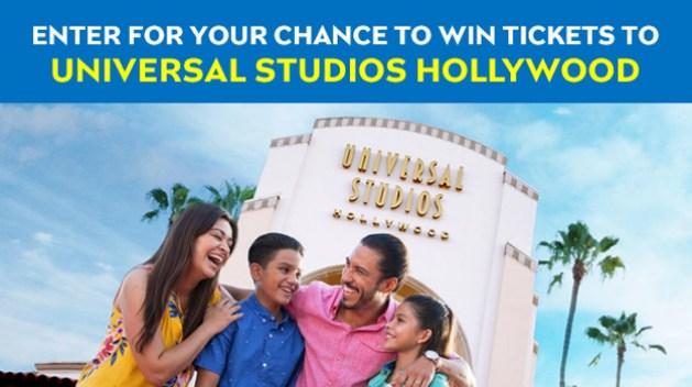 KNBC Universal Studios Hollywood Spring 2019 Sweepstakes