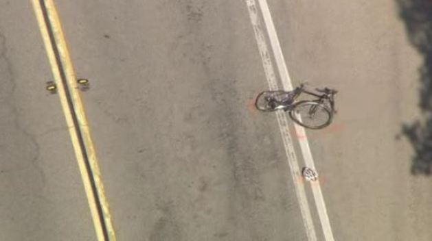 CHP Seeks Hit-and-Run Driver Who Ran Down Cyclist