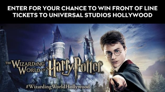 KNBC Universal Studios Hollywood Summer 2016 Sweepstakes