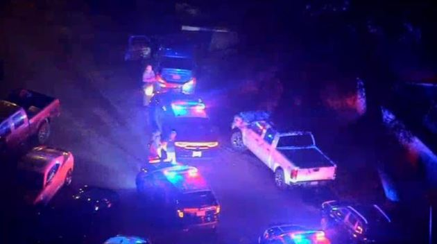 Police Chase of Possible DUI Driver Ends in Whittier