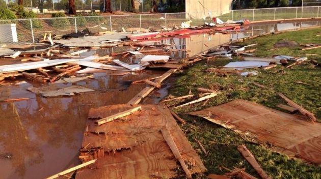 Downpour Wreaks Havoc in Inland Empire