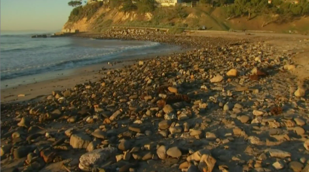 El Niño Brings Heavy Erosion to Cabrillo Beach