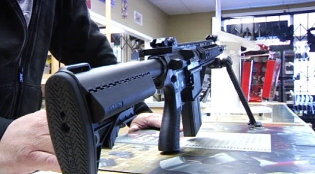 [BAY] How Tough Is California's Assault Weapons Ban?