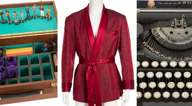 Iconic Items From Hugh Hefner's Collection Up for Auction