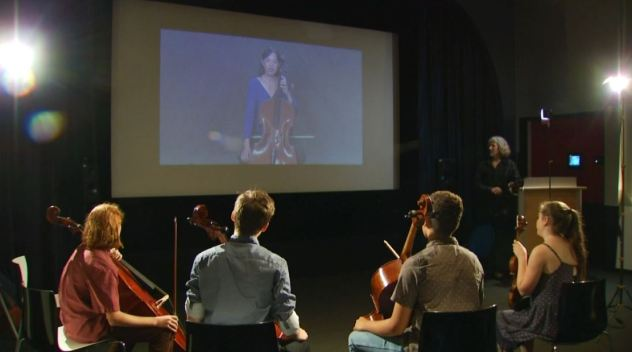 LA Musicians Offer Free Music Lessons with New App