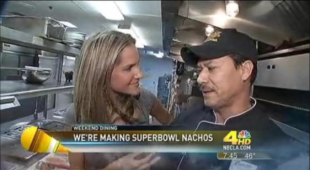 [LA] Weekend Recipe: Super Sunday Camacho's Nachos