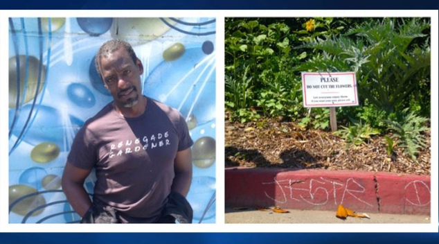 Guerrilla Gardener Fights for Healthier Food Options in South LA