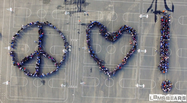 Images: Southern California Students Join Walkout to Honor Victims of Florida School Shooting