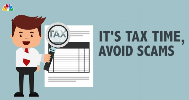 How to Avoid Tax Refund Scams