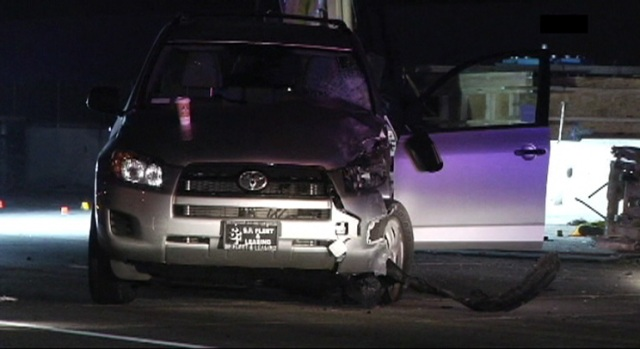 [LA] CHP: 10 Freeway Clearly Marked as Closed Before Fatal Crash